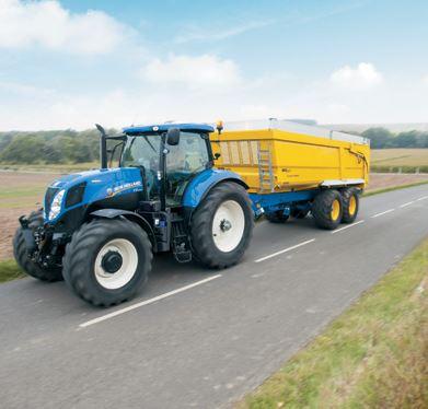 Photo du Tracteurs agricoles T7.210 AutoCommand