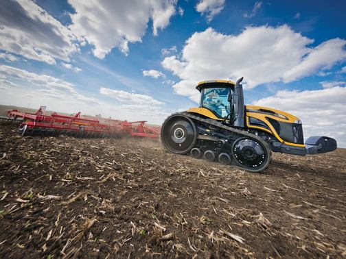 Photo du Tracteurs agricoles MT765D