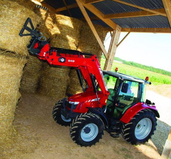 Photo du Tracteurs agricoles MF 5612
