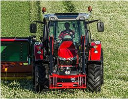 Photo du Tracteurs agricoles MF 5611