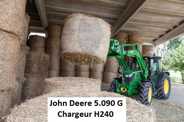 Photo du Tracteurs agricoles 5090 G / GH