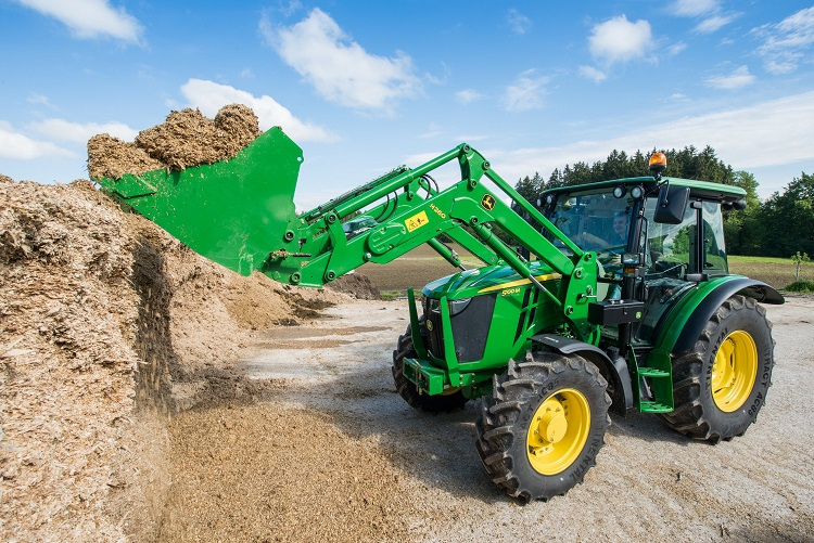 Photo du Tracteurs agricoles 5100M