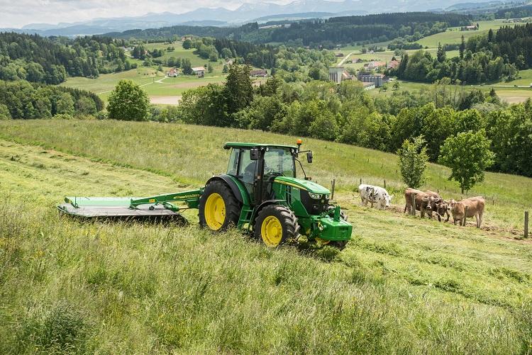 Photo du Tracteurs agricoles 6090 MC