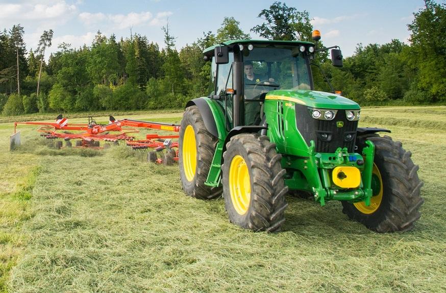 Photo du Tracteurs agricoles 6100 MC