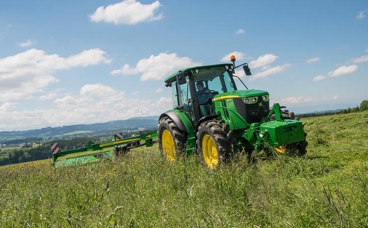 Photo du Tracteurs agricoles 6110 MC