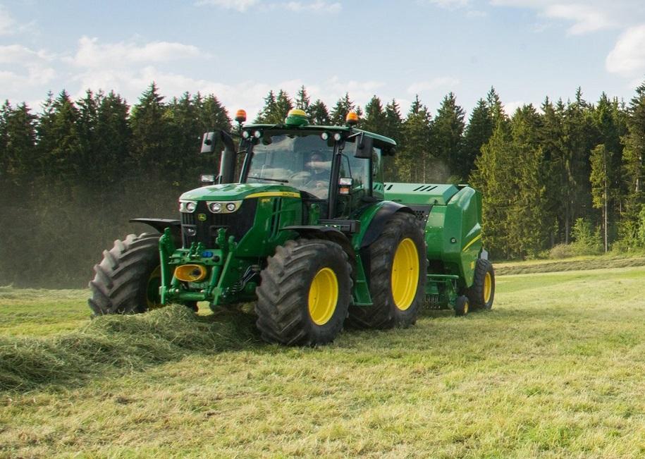 Photo du Tracteurs agricoles 6090RC