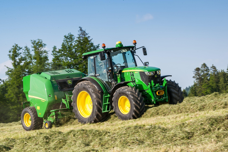 Avis 6110rc de la marque john deere tracteurs agricoles - Jeu de tracteur agricole gratuit ...