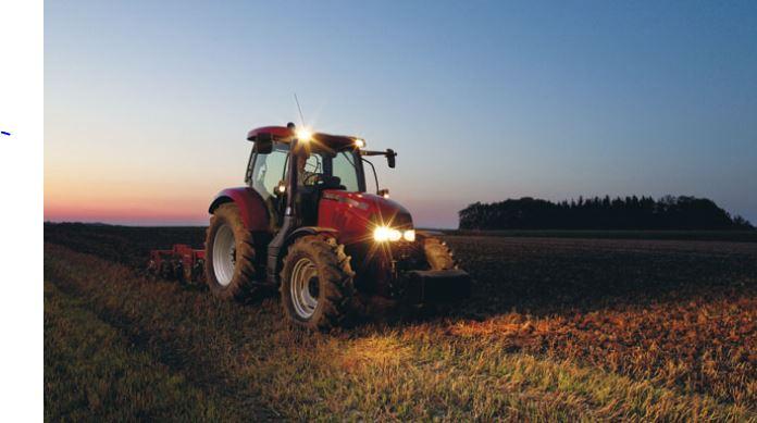 Photo du Tracteurs agricoles Maxxum 120 CVX
