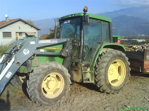 Photo du Tracteurs agricoles 6100