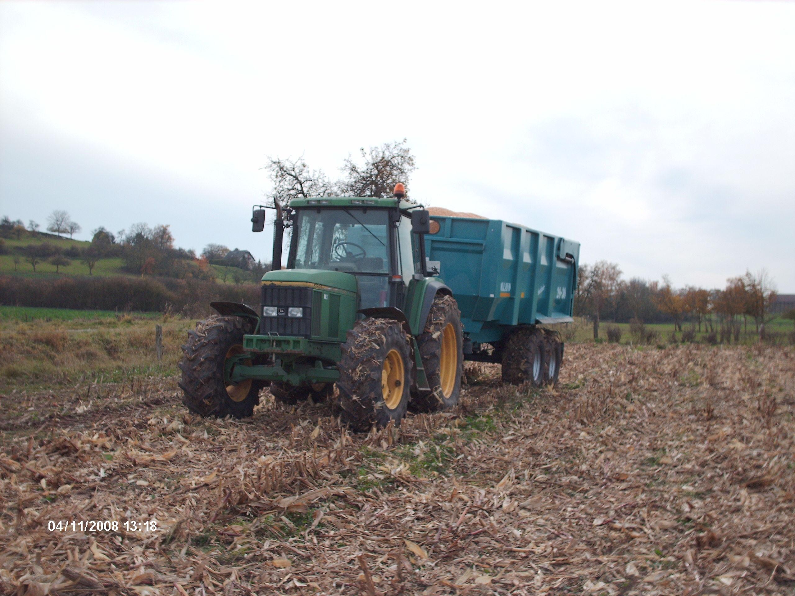 Photo du Tracteurs agricoles 6506
