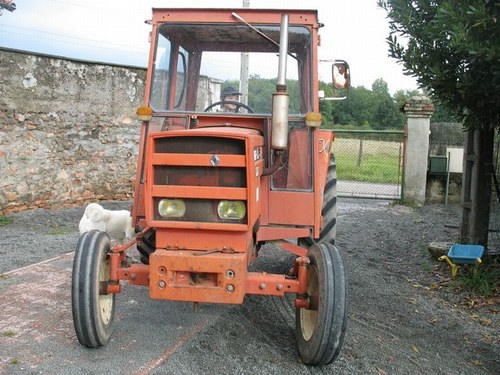 Photo du Tracteurs agricoles 351M