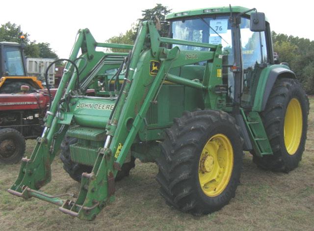 Photo du Tracteurs agricoles 6600