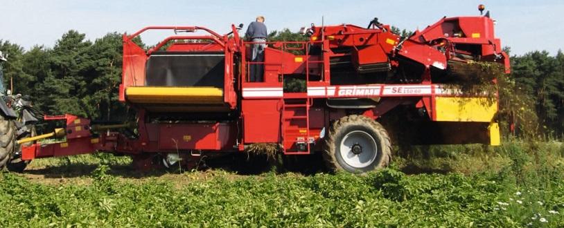 Photo du Arracheuses à pommes de terre SE 150-60 et SE 170-60