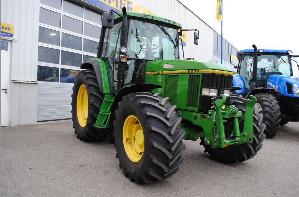 Photo du Tracteurs agricoles 6800