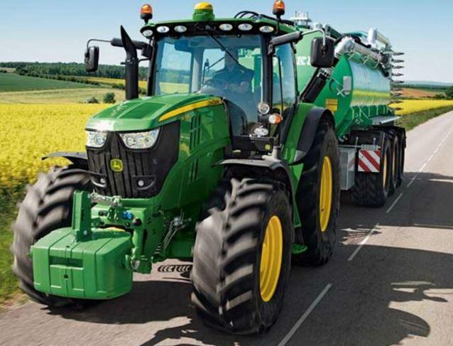 Photo du Tracteurs agricoles 6190R