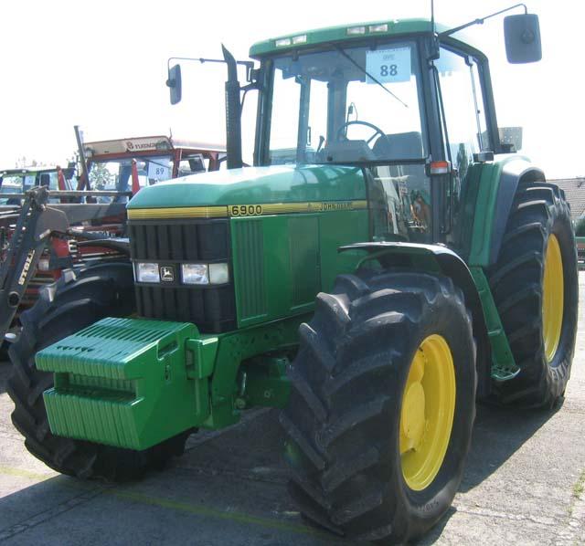 Photo du Tracteurs agricoles 6900