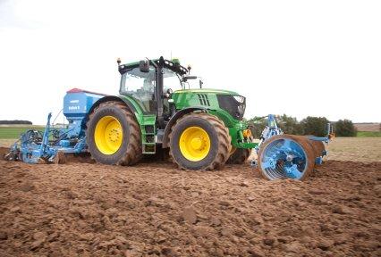 Photo du Tracteurs agricoles 6210R
