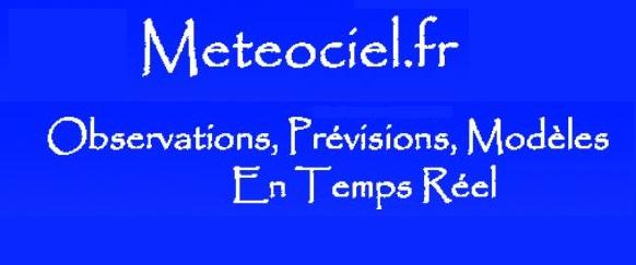 Photo du Services météo Météociel.fr, site météorologique