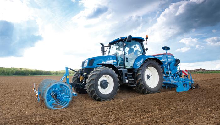Photo du Tracteurs agricoles T6.175