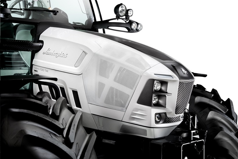 Photo du Tracteurs agricoles Nitro 130 VRT