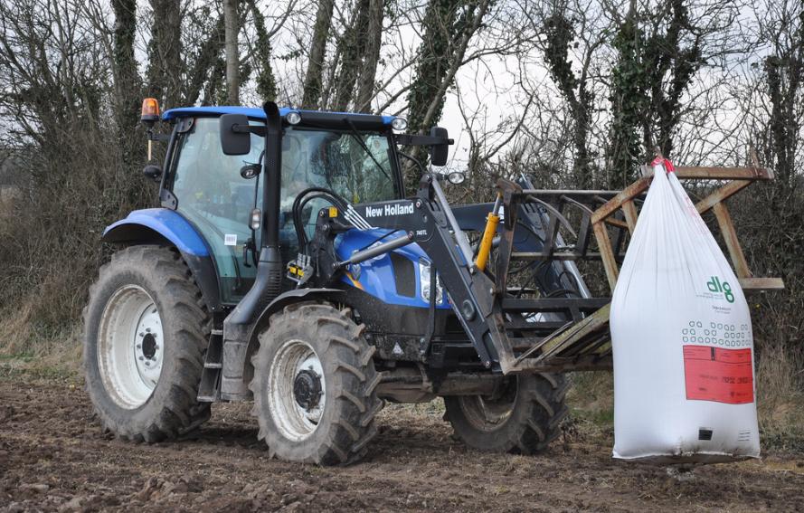 Photo du Tracteurs agricoles T6.120