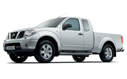 Photo du 4x4 Navara King Cab