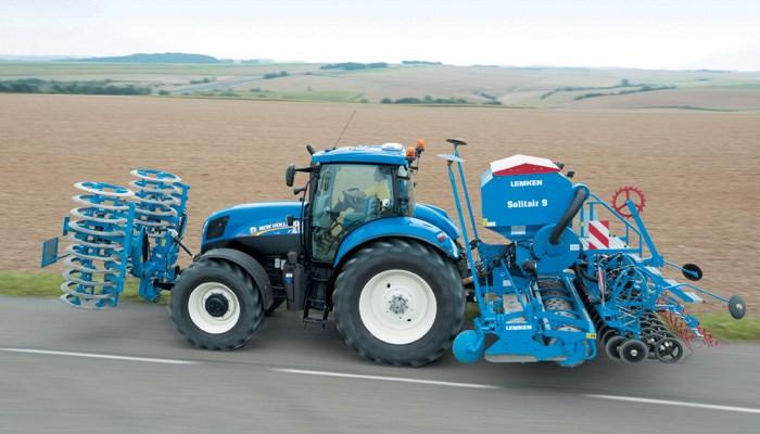 Photo du Tracteurs agricoles T7.235 AutoCommand