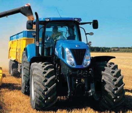 Photo du Tracteurs agricoles T7.220 AutoCommand
