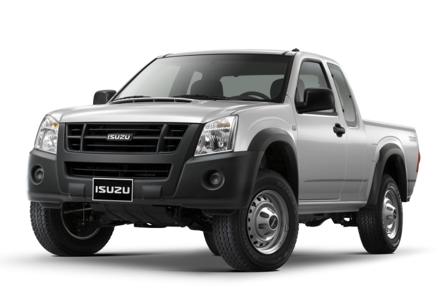 Photo du 4x4 Isuzu D-Max Space Cab