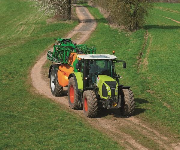Photo du Tracteurs agricoles Arion 640 (2013)