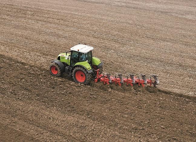 Photo du Tracteurs agricoles Arion 650 (2013)