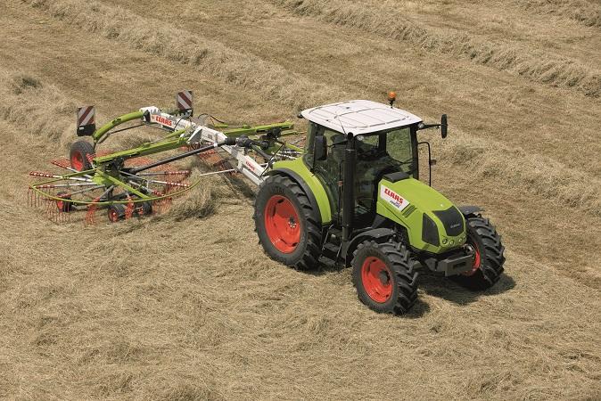 Photo du Tracteurs agricoles Arion 540 (2013)
