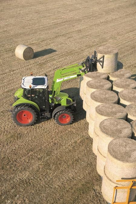 Photo du Tracteurs agricoles Arion 530 (2013)