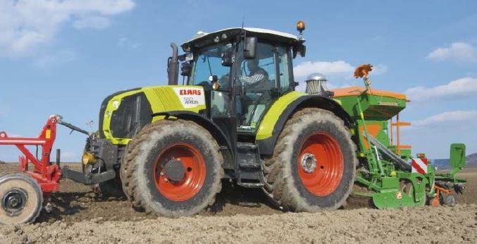 Photo du Tracteurs agricoles Arion 530