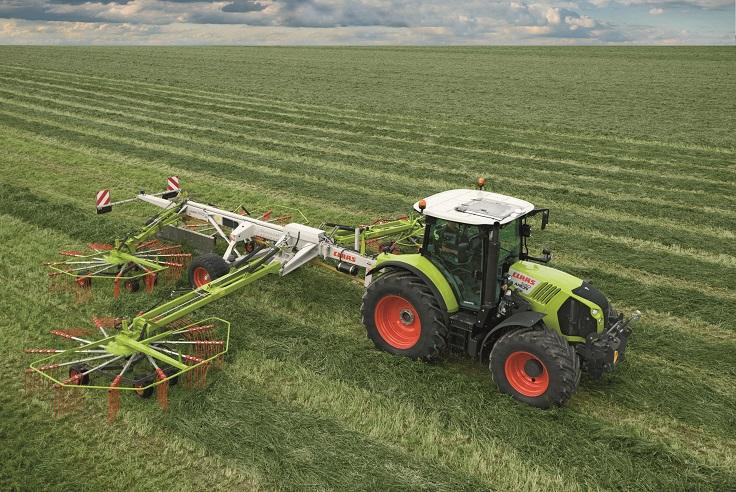 Photo du Tracteurs agricoles Arion 540