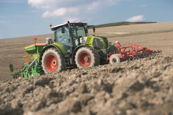 Photo du Tracteurs agricoles Arion 550