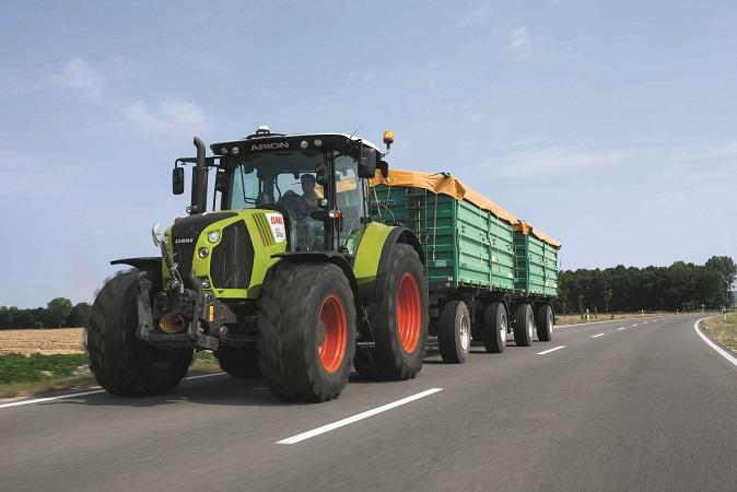 Photo du Tracteurs agricoles Arion 630 CMATIC (2014)