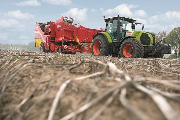 Photo du Tracteurs agricoles Arion 650 CMATIC