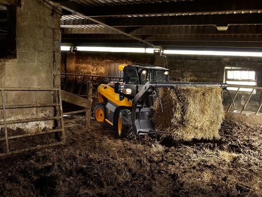 Photo du Chargeurs télescopiques 516-40 Agri