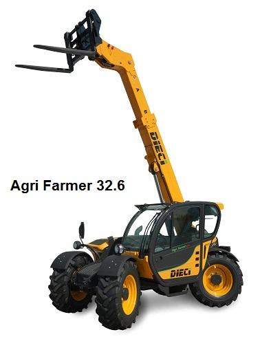Photo du Chargeurs télescopiques AgriFarmer 32.6
