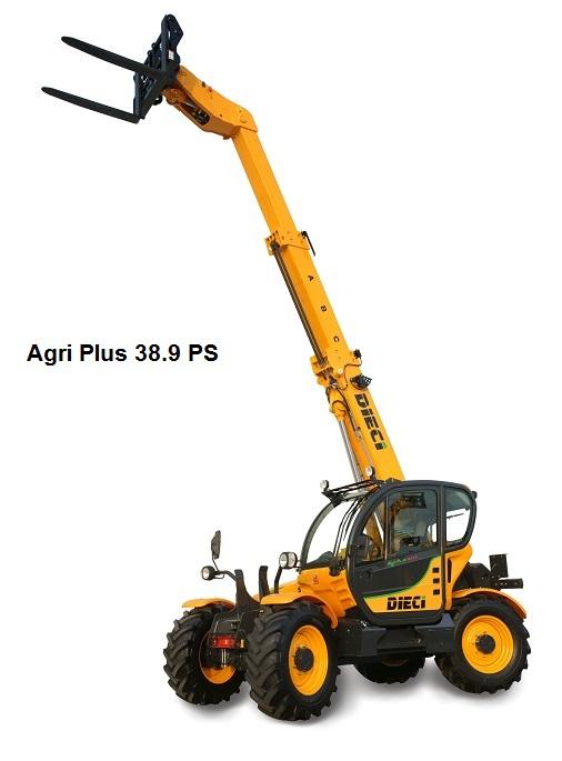 Photo du Chargeurs télescopiques AgriPlus 38.9 PS