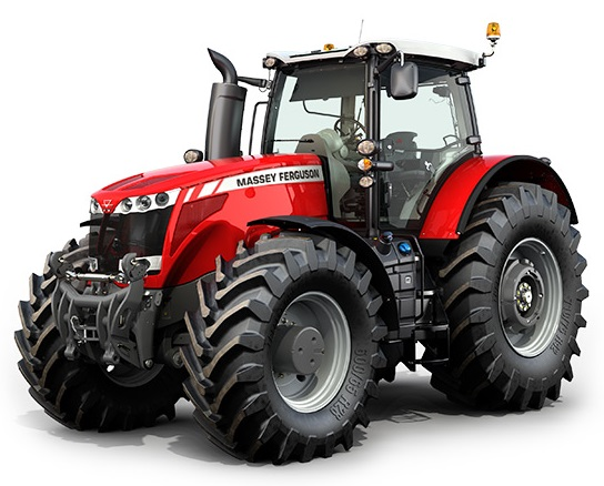 Photo du Tracteurs agricoles MF 8660 Dyna-VT (Excellence)