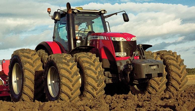 Photo du Tracteurs agricoles MF 8680 Dyna-VT (Excellence)