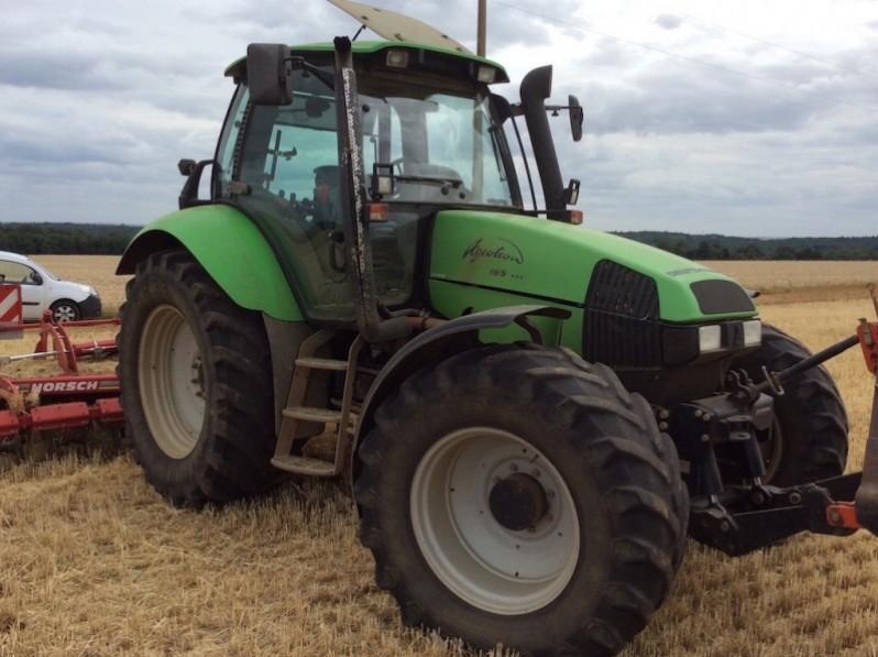Photo du Tracteurs agricoles Agrotron 165 MK3