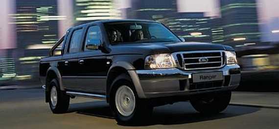 Photo du 4x4 Ranger Double Cab