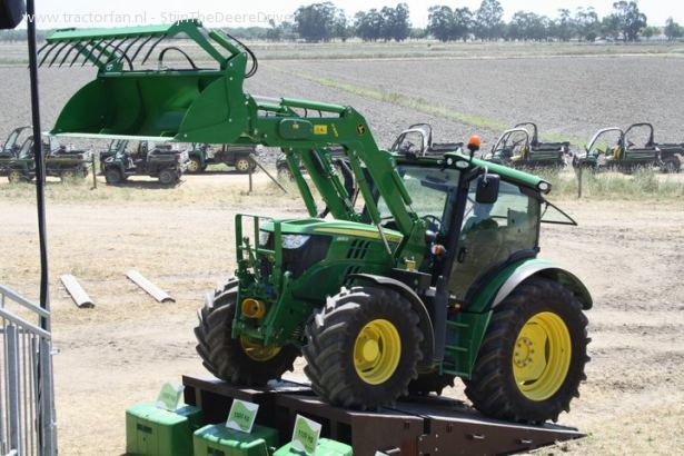 Photo du Tracteurs agricoles 6105R