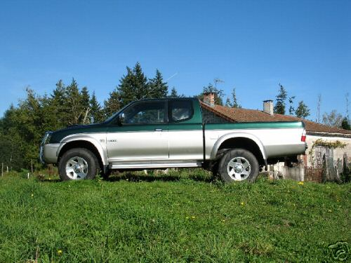 Photo du 4x4 L200 Club Cab