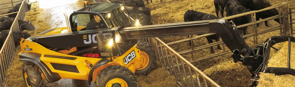 Photo du Chargeurs télescopiques 524-50 Agri