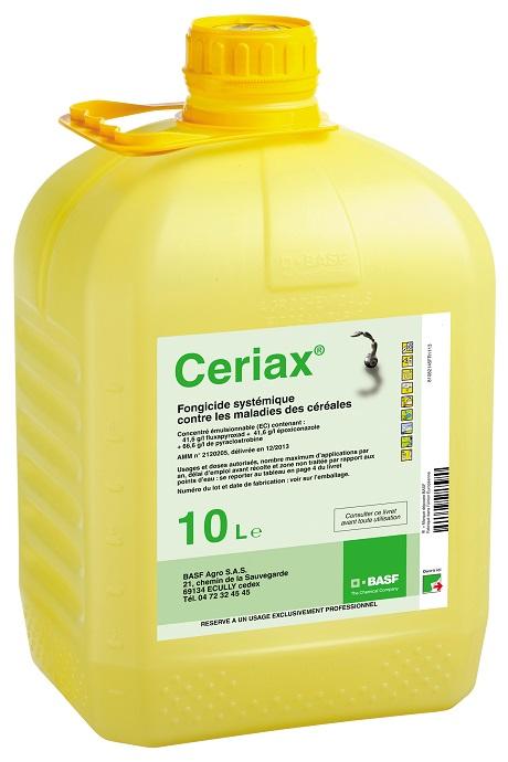 Photo du Fongicides céréales Ceriax