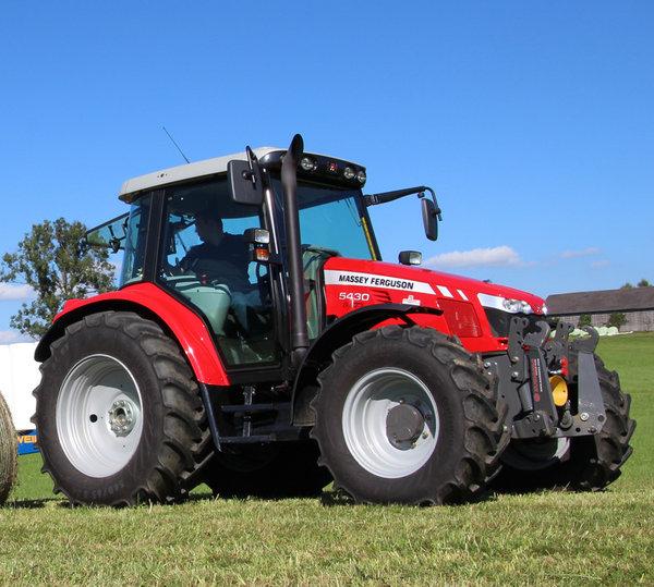 Photo du Tracteurs agricoles MF 5430